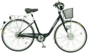 Bronx 26 Electric Bike