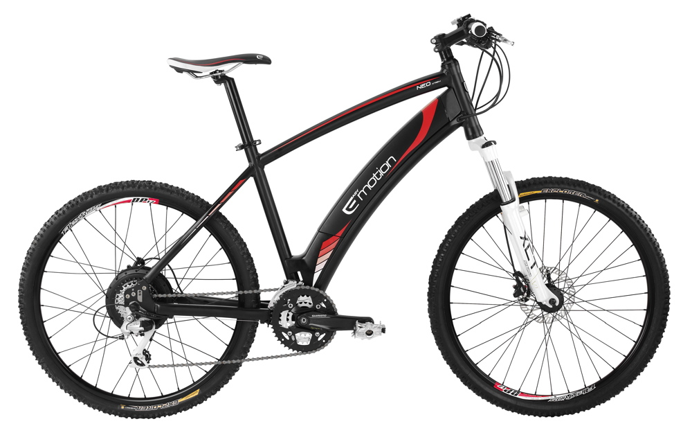 Emotion Neo Extrem electric bikes