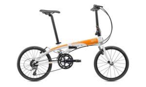 Tern Link D16 folding bikes