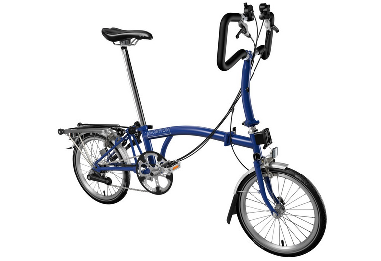Brompton Folding Bike Dealers in East Sussex