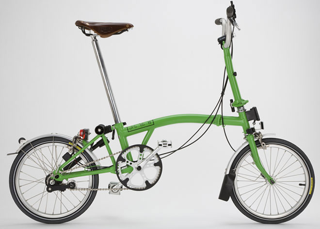 Brompton Open from Cycle Revival