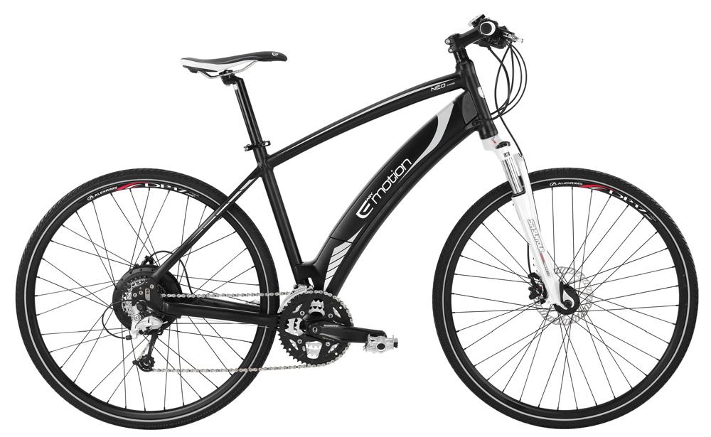 Emotion NeoCross 700c electric bikes