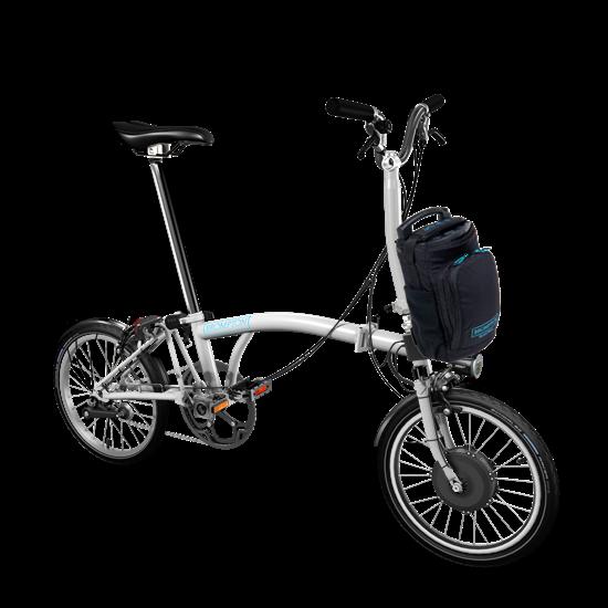 Brompton Folding Electric Bikes